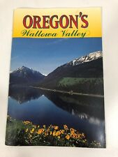 Oregon's Wallows Valley Travel Guide Full Color Photos
