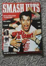 Smash Hits magazine 1995, Stephen Gately, MN8,  R Kelly