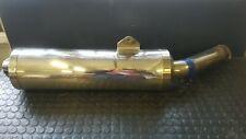 Suzuki GSF1250 RHS Right OEM Exhaust Silencer