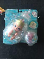 New Bundle of Joy Bratz LIL' Angelz #3 Cloe w/ Pet #10 Pink Pig Original Release