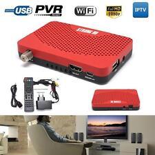 Digital Satellite TV Receiver DVB-S2 Mini HD 1080P Set Top Box Player H.264 CB