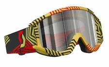 Scott Lunettes Recul Xi Pro Enduro Maze Jaune Miroir de Moto-Cross Motocross