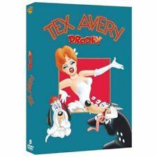 "DVD "" coffret Tex Avery 5 DVD ""  NEUF SOUS BLISTER"