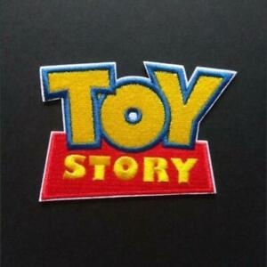 Toy Story Logo Iron On Patch