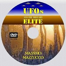 Massimo Mazzucco, UFOs and the Military Elite + Military Industrial Complex DVD