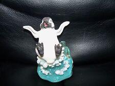 "Splash Down ""Penguin Polar Playmate"" Hamilton Collection EUC"