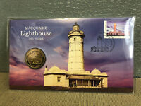 New Mint Uncirculated Macquarie Lighthouse 200 Years $1 Coin PNC Limited to 7500