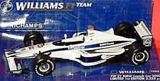 Williams FW21 BMW Launch Car Formula1 2000 #9 Limited First Edit 1:43 Minichamps