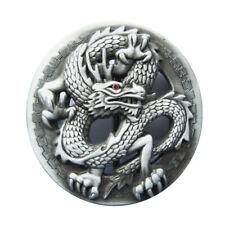 Chinese Dragon III Gürtelschnalle China Chinesischer Drache Asien Asia Asian RPG