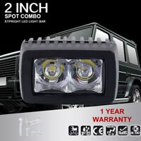 5D 6W Spot Beam CREE LED Work Light Bar 4WD ATV SUV Off-road Driving Fog Lamp
