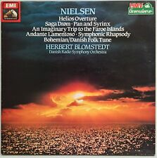 HERBERT BLOMSTEDT NIELSEN Helios Overture 1983 UK HMV Greensleeves EX/EX