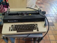 Remington Rand Model 101 Electric Typewriter - Working  preowned made in Italy