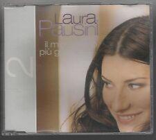 LAURA PAUSINI IL MIO SBAGLIO PIU' GRANDE  CD SINGOLO SINGLE  cds
