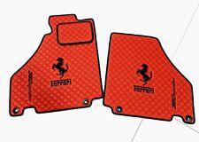 Ferrari 360 Spider Eco Leather Floor Mats