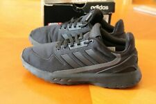 Adidas nebulosa Zed Entrenadores Talla 4 EU 36 2/3rd s gran condición en la caja negra
