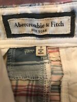 Abercrombie and Fitch quilted mini skirt very country and detailed summer wear