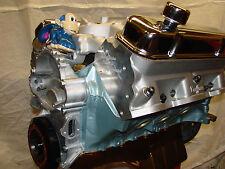 461/650HP Pontiac High Perf balanced crate engine with Kauffman heads 468 495