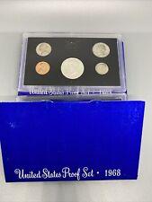 1968 Us Mint Proof Set Lot Of 2 sets