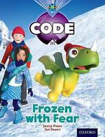 Project X Code: Freeze Frozen with Fear by Burchett, Jan Vogler, Sara Pimm, Jani
