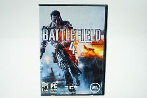 Battlefield 4: PC [Brand New]
