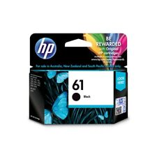 HP 61 Genuine Ink 190 Pages - Black - Deskjet 2540, ENVY 5530, Officejet 4630