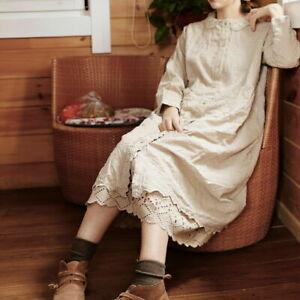 Spitze bluse lagenlook tunika antik vintage shabby hippie chic nadir retro