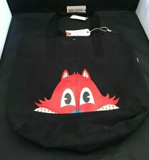 Vans x Dabs Myla Black Tote Bag New With Tags