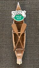 Matt Brewing SARANAC Pale Ale Canoe Tall Tap Handle Very Nice Preowned Condition