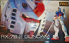 RX-78-2 GUNDAM E.F.S.F Mobile Suit Bandai Kit REAL GRADE 1:144 716 Gundam UC
