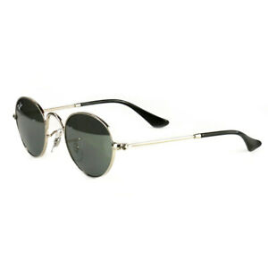 Ray Ban Jr Sunglasses RJ9537S 212 Shiny Silver/Grey 40 20 120
