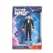 Doctor Who - 10th Dottore in smoking 14cm Figura * Nuovo *