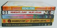 DVD Lot of 5 Assorted DVD Titles