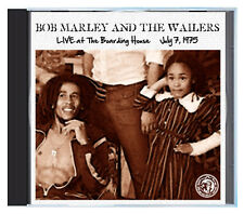 BOB MARLEY AND THE WAILERS, LIVE on the radio in San Francisco, 1975, on CD