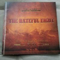 The Hateful Eight Quentin Tarantino Special Roadshow Enhagement 70mm Program