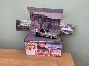 Dempsey &. Makepeace Mercedes Code 3  1/43 Scale With Figures
