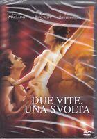 dvd DUE VITE UNA SVOLTA con Shirley MacLaine nuovo 1977