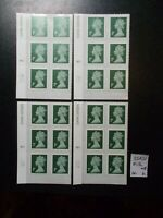 24 x GB 2018~Security Machin~2p~SG U2921~M18L~S/A~WB~Unmounted Mint~UK