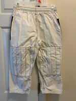 "Vector Gear Up Jujitsu MMA Martial Arts Pants 26"" Waist 8/10 Year Old Small Med."