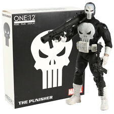 The Punisher 6 Inch Mezco One:12  Action Figure Collectible Model Toy