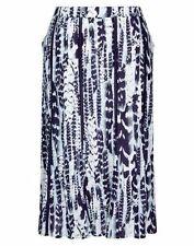 Geometric 100% Cotton Skirts for Women
