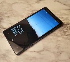 Nokia Lumia Icon, 32 GB, Black (Verizon) Smartphone in Box With New OtterBox