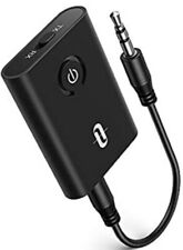 TaoTronics Bluetooth 5.0 Transmitter and Receiver,