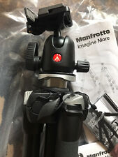 Manfrotto 290 Series MT 294A3 Aluminum Tripod w/ Ball Head Kit. Excellent!