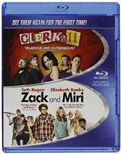 Clerks II 0796019818032 With Rachel Larratt Blu-ray Region a