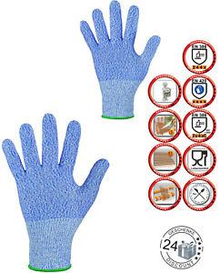 Schnittschutzhandschuhe Schnittfeste Handschuhe Küchen handschuhe Schnittschutz
