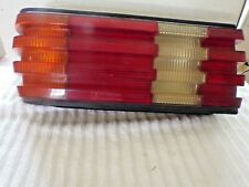 72-89 MERCEDES BENZ SL W107 R107 OEM TAILLIGHT TAIL LIGHT DRIVER LEFT COMPLETE