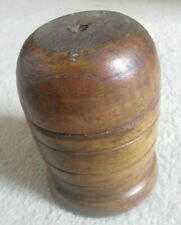 Victorian Wooden Twine/String Dispenser - 13 cm tall