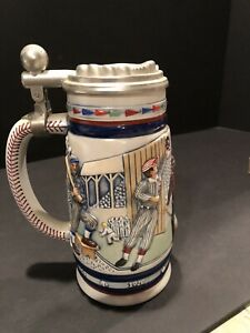"Vintage Avon 1984 ""Great American Baseball"" Beer Stein"