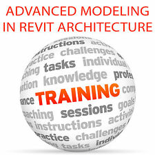 Modellazione avanzata in REVIT ARCHITECTURE-Video formazione tutorial DVD