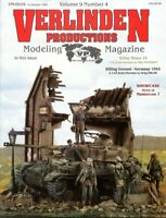 Verlinden Modeling Magazine Volume 9 Number 4 #VM0904U